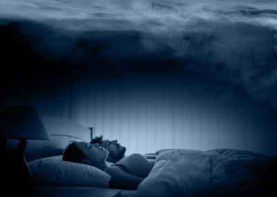 Ruhig schlafen mit Rauchwarnmeldern